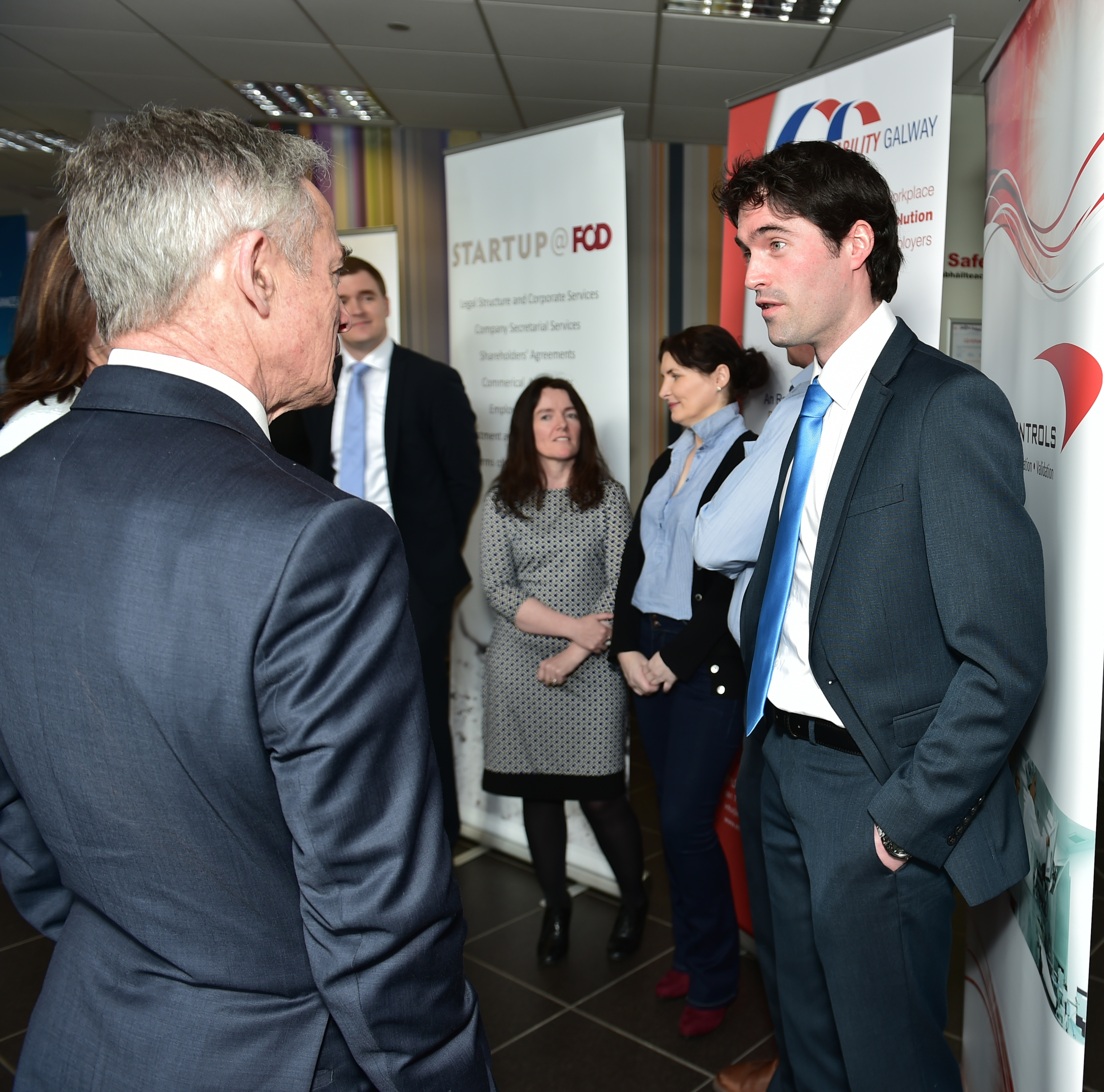 SL Controls meet with Minister for Jobs, Enterprise and